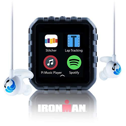Ironman Delphin Music Player and Swimbuds Sport Bundle