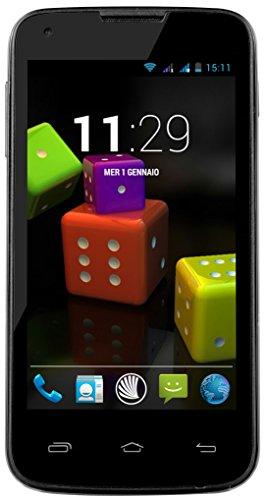 NGM Forward Shake Smartphone, Dual Sim, 4 GB, Nero [Italia]