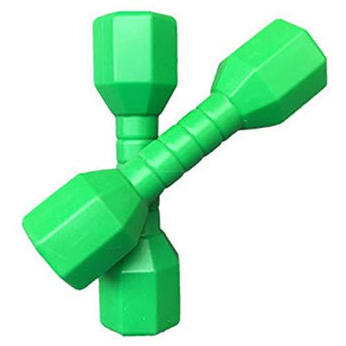 Kinder Hanteln, 2 Stück/Set Handgewichte Hantel für Krafttraining, Heimgymnastik Übung Langhantel aus PE für Jungen & Mädchen, Altersempfehlung: 1-10 Jahre alt
