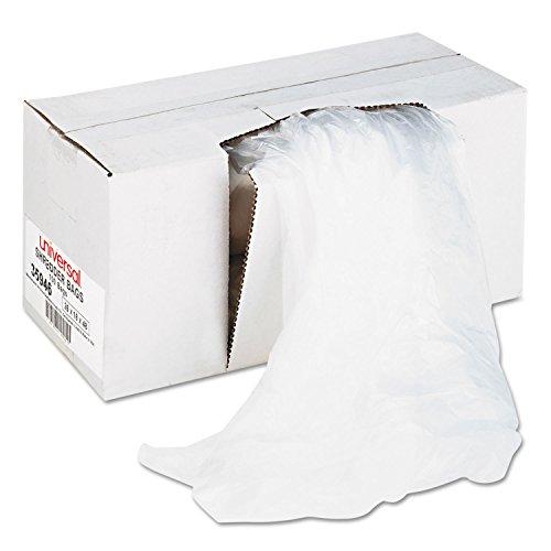Universal 35946 High-Density Shredder Bags, 40-45 gal Capacity, 100/Box