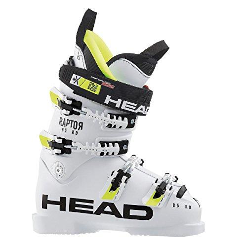 Head Raptor B5 RD Botas de esquí, Blanco 25.5 Negro