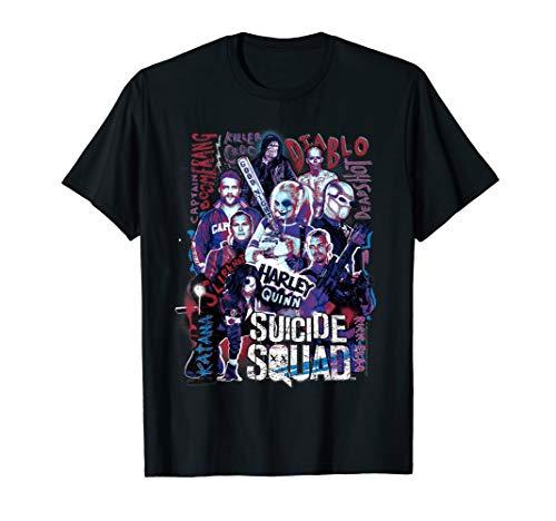 Suicide Squad Group T-Shirt
