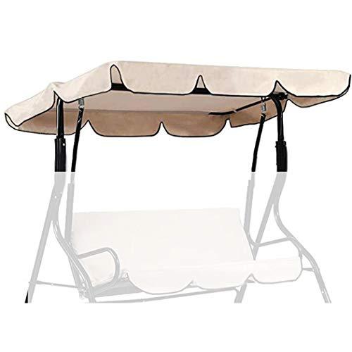 Fandazzie Außenhof Swing Canopy Deckenabdeckung Sonnenschirme