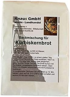 Backmischung Kürbiskernbrot 1 kg / Brot Backen Mischung Mehl