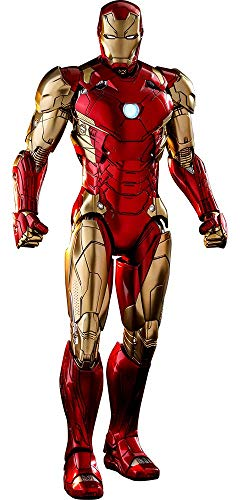 Hot Toys Iron Man Mark XLVI Diecast (Concept Art Version) (MMS489-D25) Marvel Studios: The First Ten Years 1/6 Scale Collectible Figure