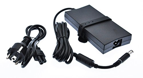 Dell Alienware Inspiron Latitude Studio Vostro Precision XPS 130W Black Power Adapter Charger Part Numbers 450-19083 450-19105 DHYM1 JU012 WRHKW MTMPN VJCH5