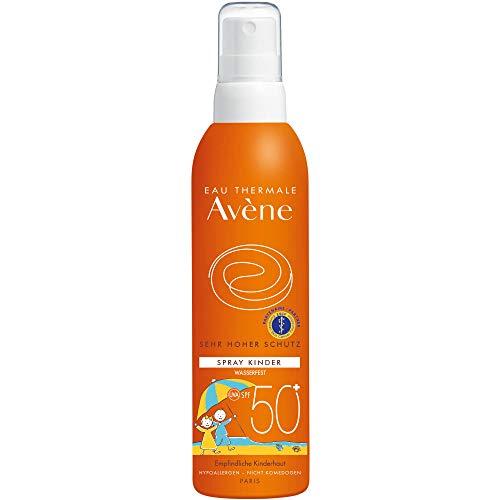 Avène Kinder-Sonnenspray SPF 50+ Spray, 200 ml Lösung