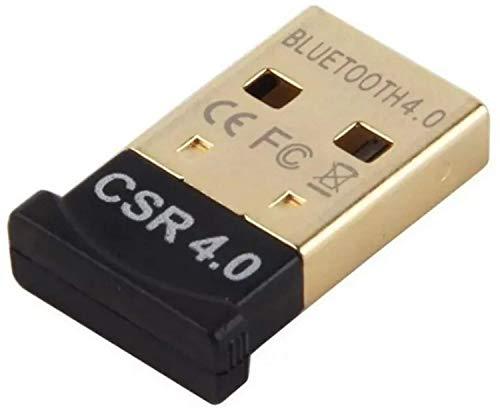 MODAVELA Adaptador Mini Bluetooth 4.0 USB 3.0 Pc Laptop Mac Linux Win