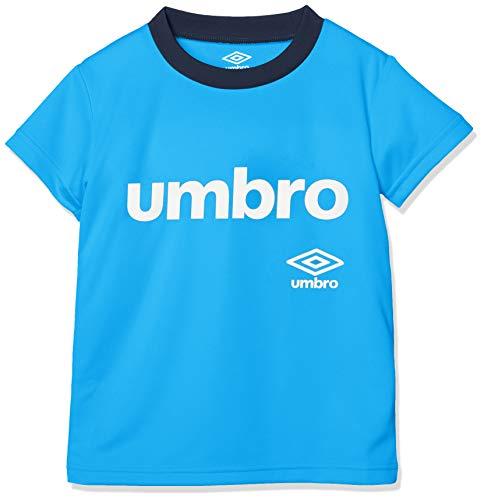 デサント アンブロ クーポン対象商品 ジュニアスポーツウェア Tシャツ ワードロゴS Sシャツ UMJNJA60 IBBU ボーイズ IBBU クーポンコード:MSN8G5J