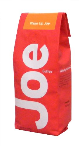 Joe Wake Up Joe Ground Coffee, 12-Ounce Bags (Pack of 3)