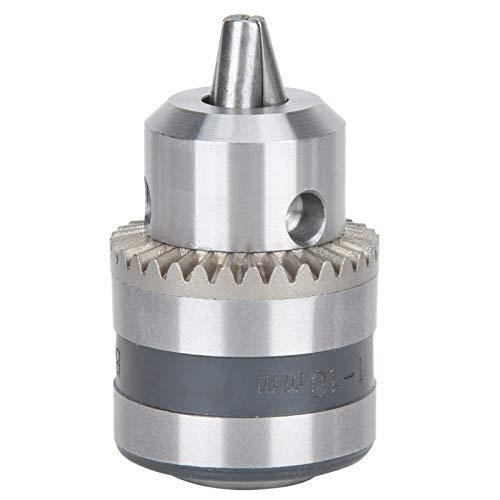 Adecuado para torno B12 Manual Tipo de clave portabrocas 110 mM rango de sujeción 40 de la forma cónica de acero montado en Perforar Drill clamp Adaptador de conversión 3 herramientas CNC plato de gar