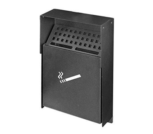 Mediawave Store Spegni Sigarette da Parete ARTIGIAN Ferro Art. 810.B 24x8x34 cm posacenere