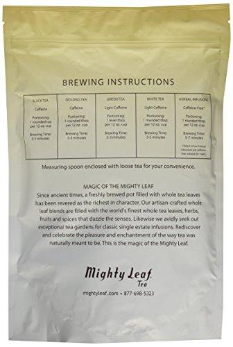 Mighty Leaf Organic Earl Grey Tea, 1 Lb. Loose Leaf Bag