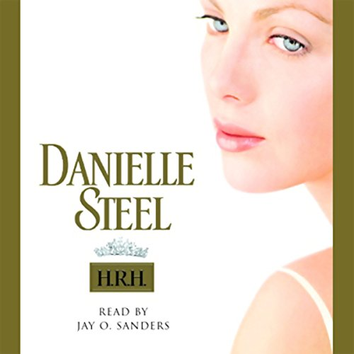 H.R.H. audiobook cover art
