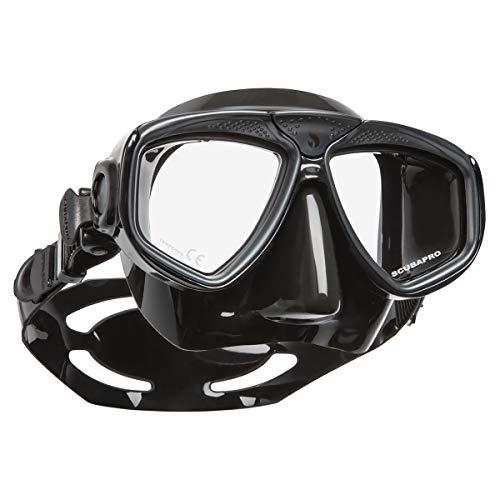 SCUBAPRO Zoom EVO Tauchmaske, Farbe:All/Black