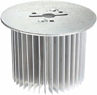 ERCZYO Radiador de Aluminio del disipador de Calor de 5W LED para el disipador de Calor de enfriamiento del Poder IC