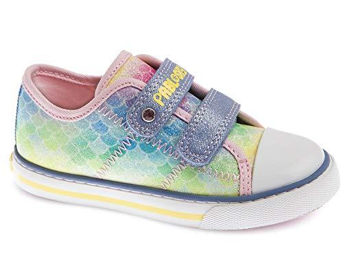 Zapatillas De Lona Niña Pablosky Azul 962711 29