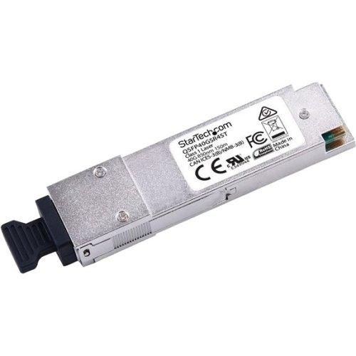StarTech - QSFP40GSR4ST - StarTech.com Cisco QSFP-40G-SR4 Compatible QSFP+...