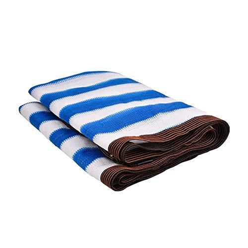 ANUO Schaduw Stof Zon Mesh 85% Schaduwdoek voor Pergola Cover Luifel, Schaduwnet met Grommets voor Tuin Patio Planten Pergola Porch Canopy Gazebo Tarpaulin
