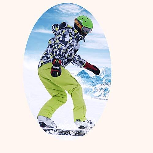 WLD Costume Costume De Ski En Plein Air Lesbienne Vent Froid Chaud Et Imperméable À L'Eau Simple Féminin Double Féminin Plaque Skiwear Costume Couples Ski Costume Vent Chaud/A/M