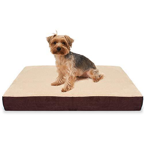 5 Top Rated Orthopedic Dog Beds - KOPEKS Rectangular Orthopedic Dog Bed