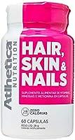 Hair, Skin & Nails (60 cápsulas), Atlhetica Nutrition