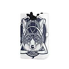 ✔Best Foldable Laundry Basket- Colaspable feature makes it perfect for travelling or home storage and easily store when not in use, doesn't take up extra space, very convenient for carrying. Portable clothes hamper for college, dorm, small apartment,...