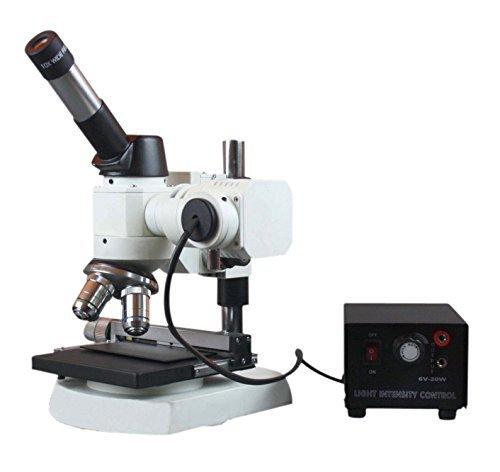Radical 2000x Metal Alloy Grain Testing Metallurgical Top Light Microscope w XY Stage