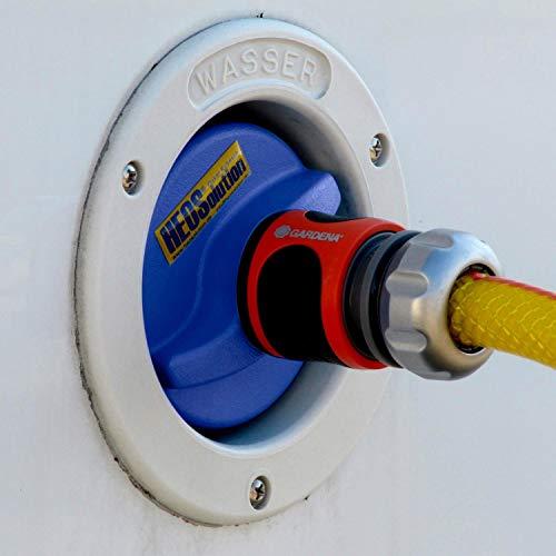 HEOSwater Wassertankdeckel 5251 Connector universal mit Gardena-Anschluss