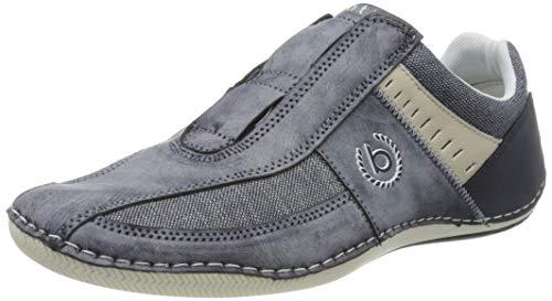 bugatti Herren 321480675000 Sneaker, Blau, 42 EU