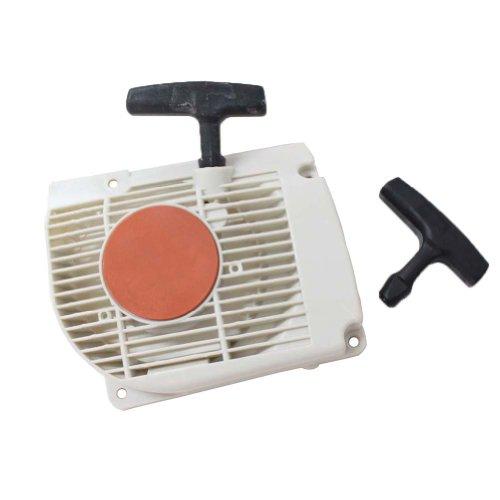 Nieuwe Pack van Recoil Starter Pull Start + Starter Handvat fit voor Stihl Kettingzaag Ms290 Ms310 Ms390 029 039 Onderdelen #1127 080 2103