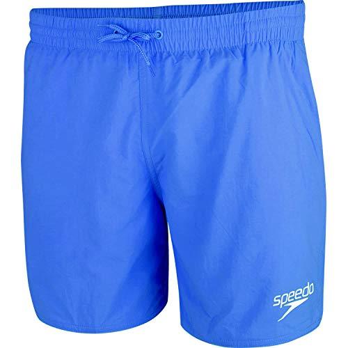 Speedo Essential Enduranc+ Badeshorts für Männer, Badehose Herren, Blau, Größe XL
