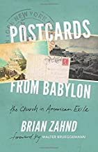 Best brian zahnd postcards from babylon Reviews