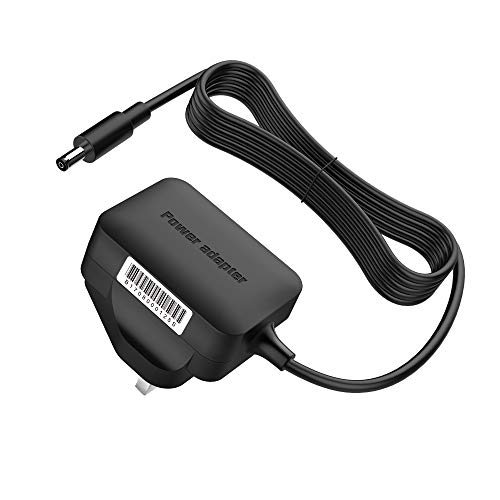 Price comparison product image BERLS Power Adapter Supply for Casio Keyboard AD-5 AD-5UL AD-5MU AD-5MR AD-5MLE AD-5ML AD-5GL AD-5EL (CTK,  CT,  MT,  LK,  CA,  HT,  CPS,  PRO,  WK Series)