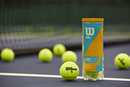 Wilson Prime All Court Tennis Balls