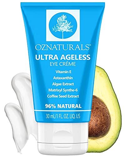 OZNaturals Ultra Ageless Eye Creme for Men & Women