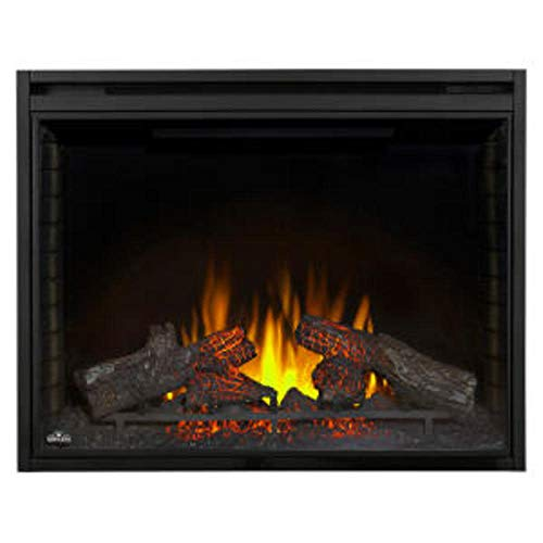 Napoleon Ascent-NEFB40H Built-in Electric Fireplace, 40 Inch, Black