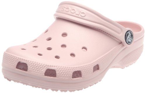 Crocs Classic Kids, Sabots Mixte Enfant, Rose (Cotton Candy) 33/34 EU