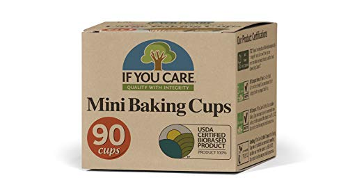 If You Care Mini Baking Cups - FSC Certified, 90 ct