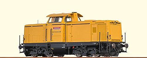 Brawa 42878 H0 DC Diesellok BR 213 DB Ep.VI Bahnbau Gruppe DCC Sound Kupplung Lüfter Energie-Speicher