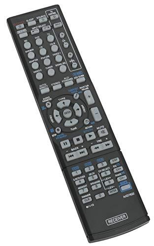 ALLIMITY AXD7622 Fernbedienung Ersetzen für Pioneer AV Receiver VSX-921-K VSX-826-K VSX-823-K VSX-822-K VSX-821-K VSX-819H-K VSX-524-K VSX-523-K VSX-522-K VSX-521-K VSX-520-K