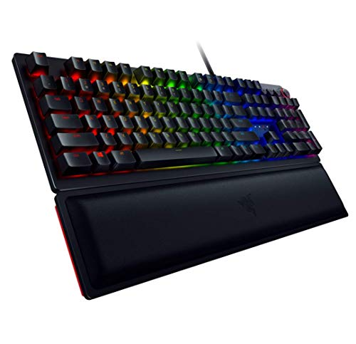Razer Huntsman Elite Gaming Keyboard: Fastest Keyboard Actuation - Optical Key Switches -...