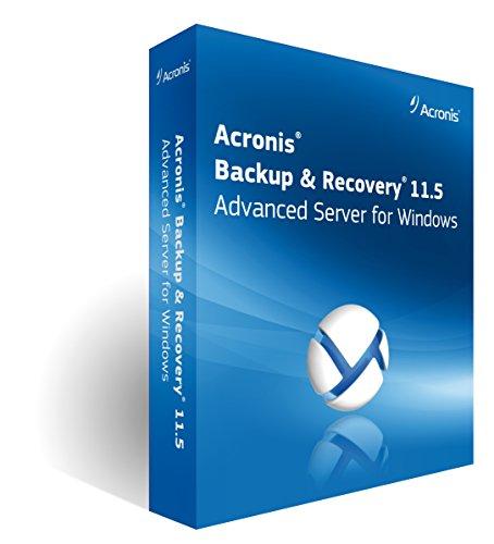 ACRONIS Backup for Windows Server V11.5 incl. 1Yea