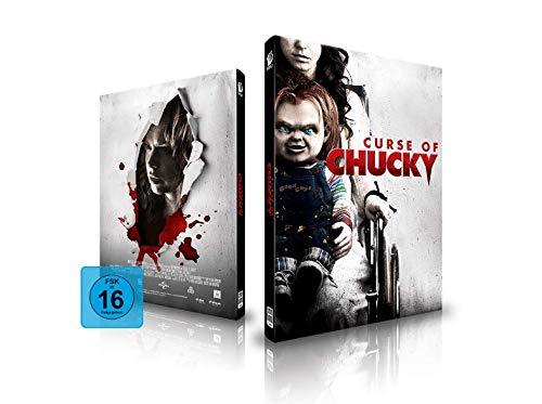 Curse of Chucky, Mediabook Cover B, nur 777 Exemplare, numeriert, Uncut, Region B, Saturn/Mediamarkt Exklusiv