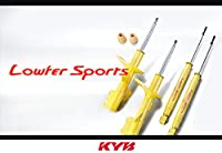 KYB (カヤバ) Lowfer Sports ショックアブソーバー フロント 単品 右側 ハスラー MR31S 14/01~15/12 (A,G,Gターボ,X,Xターボ)駆動(FF,4WD) WST5603R