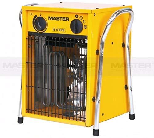Generatore aria calda riscaldatore elettrico MASTER termoventilatore (B5 EPB 5 Kw 400...
