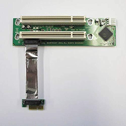 ディラック PCI-E x1をPCIスロット2コネクタへ変換するライザーカード DIR-EB262-C13