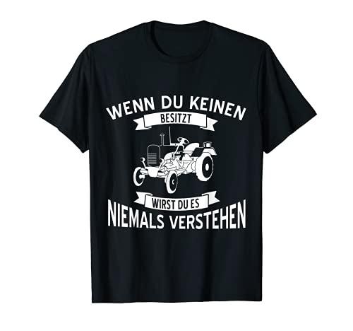 Steyr Oldtimer Traktoren sind mein Leben T-Shirt