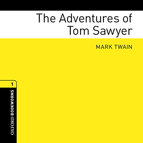 Page de couverture de The Adventures of Tom Sawyer (Adaptation)