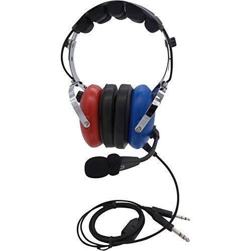 Pilot USA PA-1151ACB Child (Boy) Headset w/Audio in